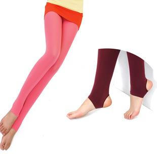 Hot~Korean Fashion 120D Velvet Step Socks