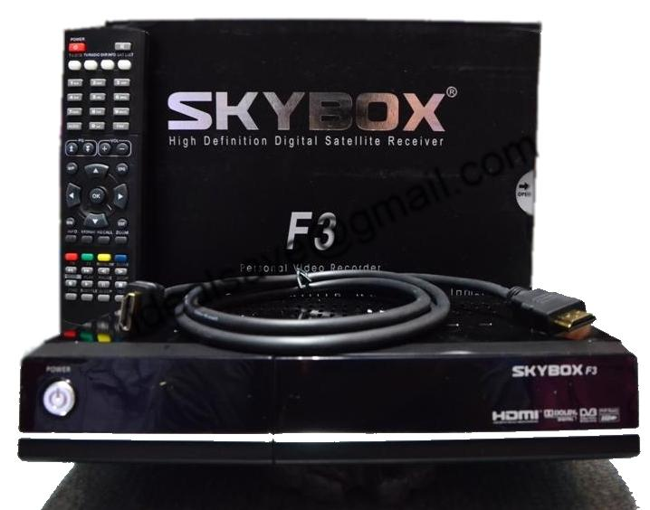 [HOT&Latest Model] SkyBox F3 HD PVR! Wifi Support, Dual Core, OpenBox ..