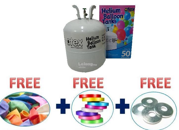 Gas Tank Size Malaysia >> HOT SALE !Atex Helium Balloon Gas (end 11/18/2016 12:15 AM)