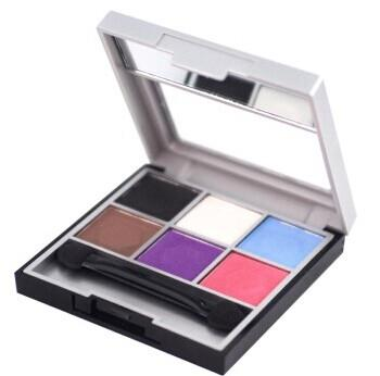 Hot Sale~ Monplay Pearl 6 Colour Eyeshadow
