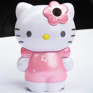 HOT SALES! HELLO KITTY 3D DESIGN MOBILE PHONE DUAL SIM
