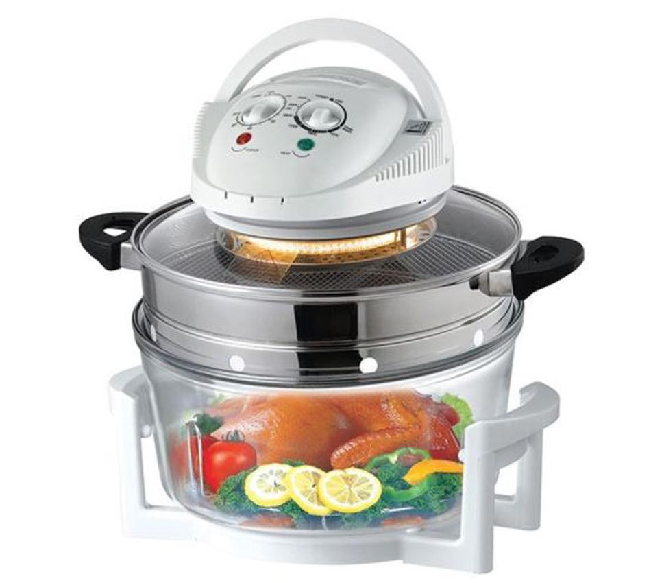 Hot Air Cooker ~ Hot selling halogen oven litres end pm