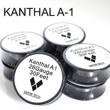 hot selling kanthal a1 vape wire 24g end 2 16 2018 3 15 pm. Black Bedroom Furniture Sets. Home Design Ideas