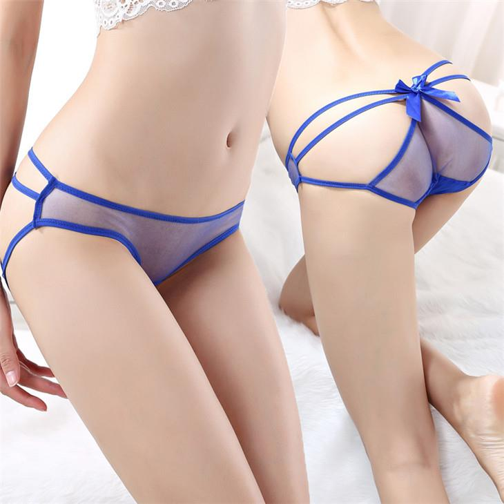 Hot~Super Sexy Gauze Transparent Underwear