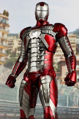 Hot Toys Ironman Mark V 1/6