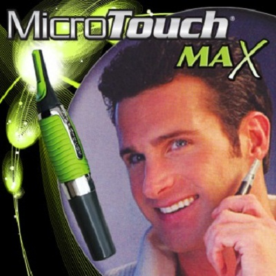 HOT: As Seen On TV Micro Touch Max All In One Trimmer + FREE SHIPPING