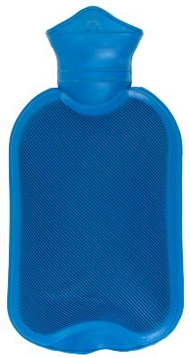 HOT WATER BAG 2 LITERS (1 PIECE) (RED COLOUR LEFT)