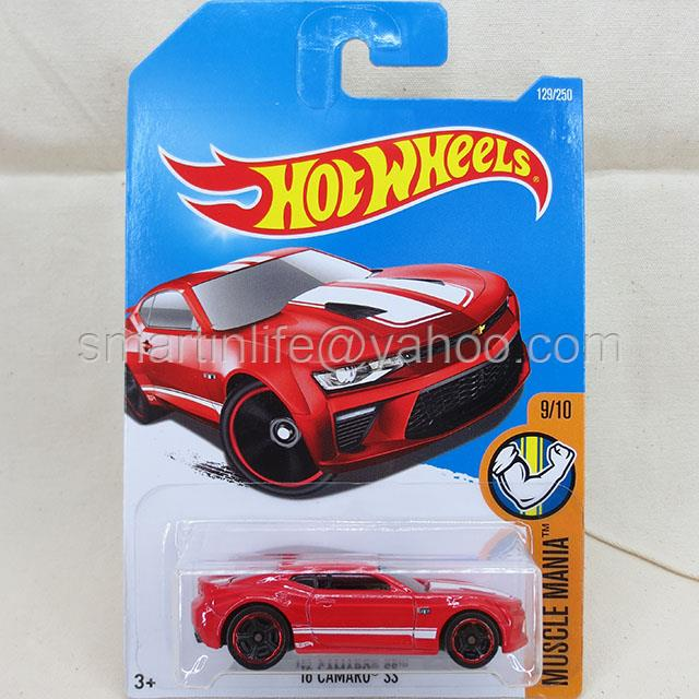 Hot wheels 2016 camaro ss red 9 end 1 11 2018 4 15 pm for 9 salon hot wheels 2016