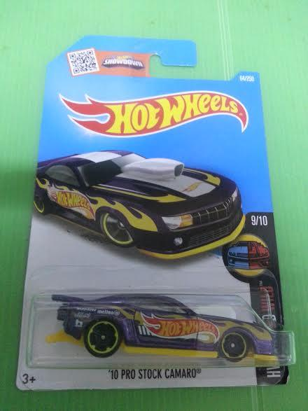 Hot Wheels Diecast - '10 Pro Stock Camaro NEW