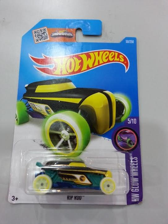 Hot Wheels Diecast -Tressure Hunt TH Car Rip Rod NEW
