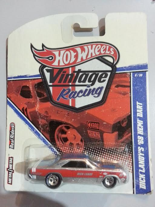 Hot Wheels Drag Racing - Mongoose Duster (Rubber Tires) NEW