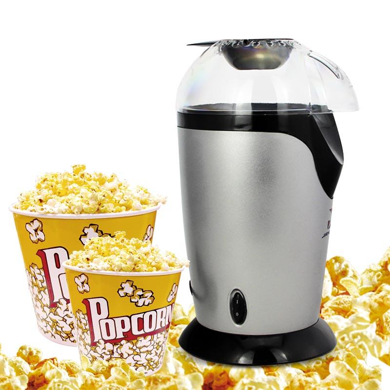 Household New Popcorn Maker Machine Delicious Popcorn for Movie Times