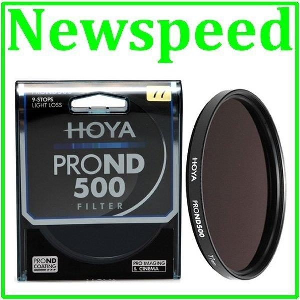 Hoya PRO ND500 9-STOP Light Reduction 77mm Filter