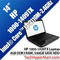 HP 1000-1409TX 14' LAPTOP/NOTEBOOK