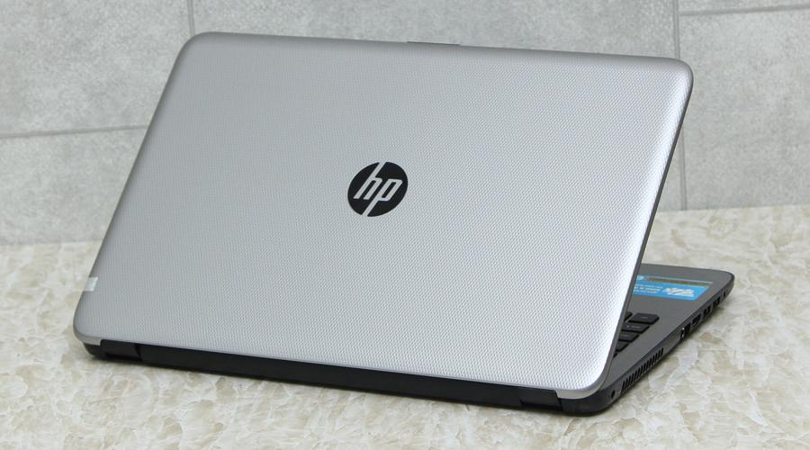 HP 15-ac152TU Laptop i3 5005U, 4GB, 500GB, Graphic Intel, WIN.10 Silve
