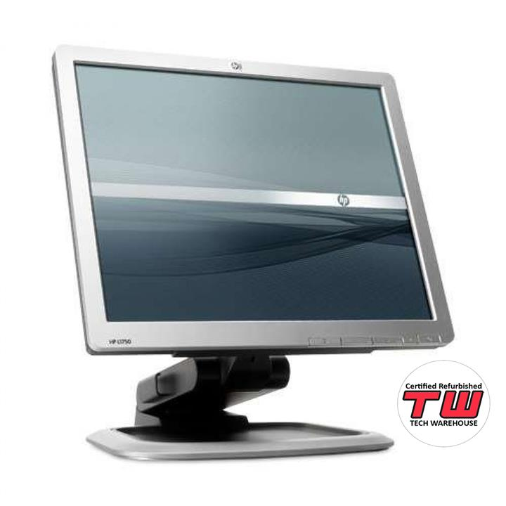 HP 17' LCD Monitor (3 Months Warranty)