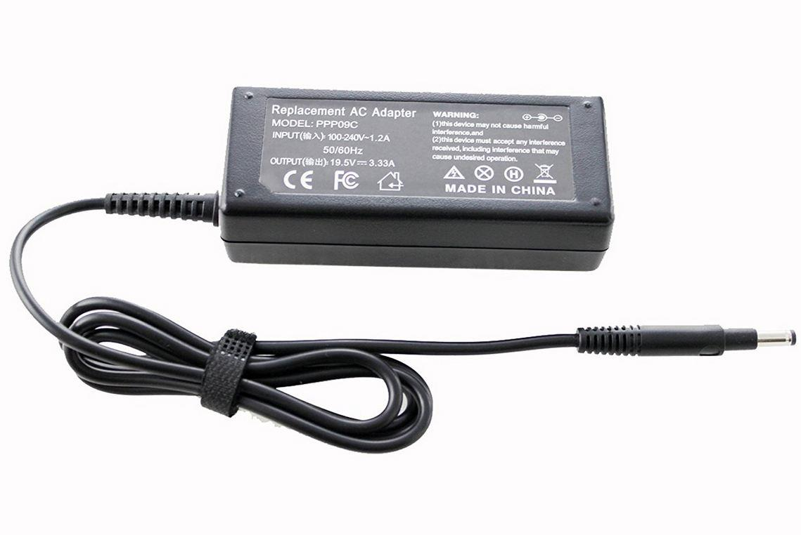 HP 19.5V 3.33A 4.8*1.7mm Notebook Power Adapter AAA