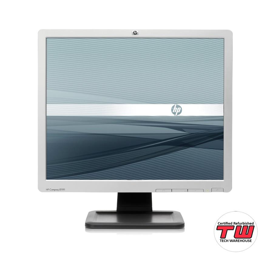 HP 19' LCD Monitor + Warranty 12 Months