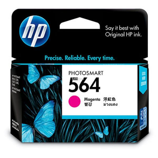 HP 564 Magenta Ink Catridge CB319WA  ( ORIGINAL )