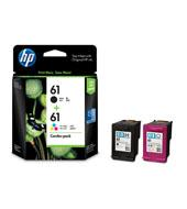 HP 61 COMBO VALUE PACK INK CARTRIDGE, CR311AA
