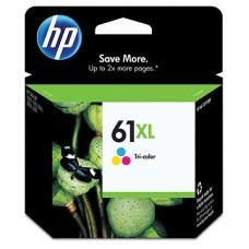 HP 61 XL Tri Color Ink Cartridge (CH564WA) 1000 1050 2000 2050 3000 30