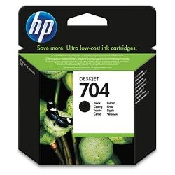 Hp 704 Black Ink Cartridge (CN692AA) D2010, D2060