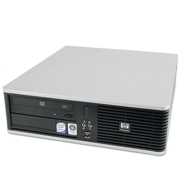 HP 7800 SFF Intel Core 2 Duo 2.80Ghz 2GB RAM 160GB 22 inch Wide led