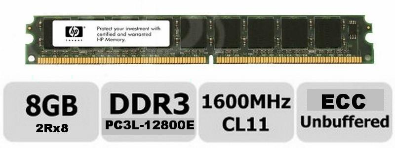 HP 8GB RAM WORKSTATION Z400 Z420 Z600 Z620 Z800 Z820 (NEW)