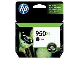 HP 950XL Black Ink (Genuine) CN045AA Pro 8100 8600 950