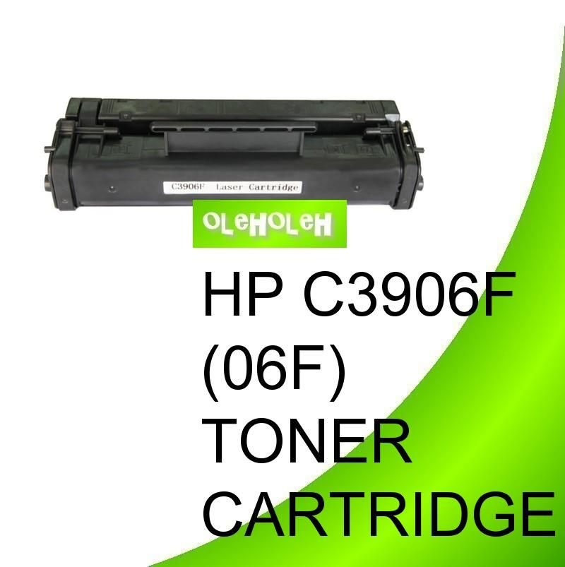 HP C3906F (06F) Compatible Toner Cartridge For HP LaserJet 5L 6L