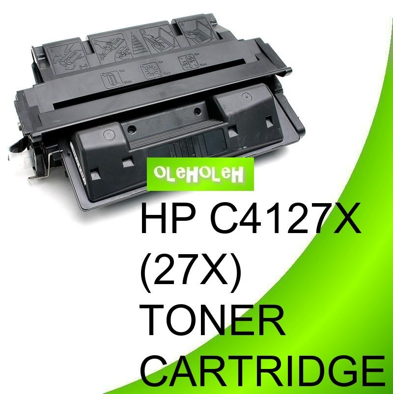 HP C4127X (27X) Compatible Toner Cartridge For HP LaserJet 4000 4050