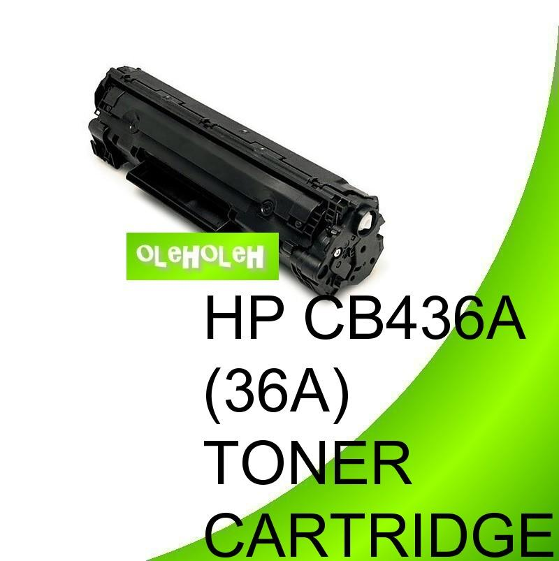 HP CB436A (36A) Compatible Toner Cartridge M1522NF P1505 1505N