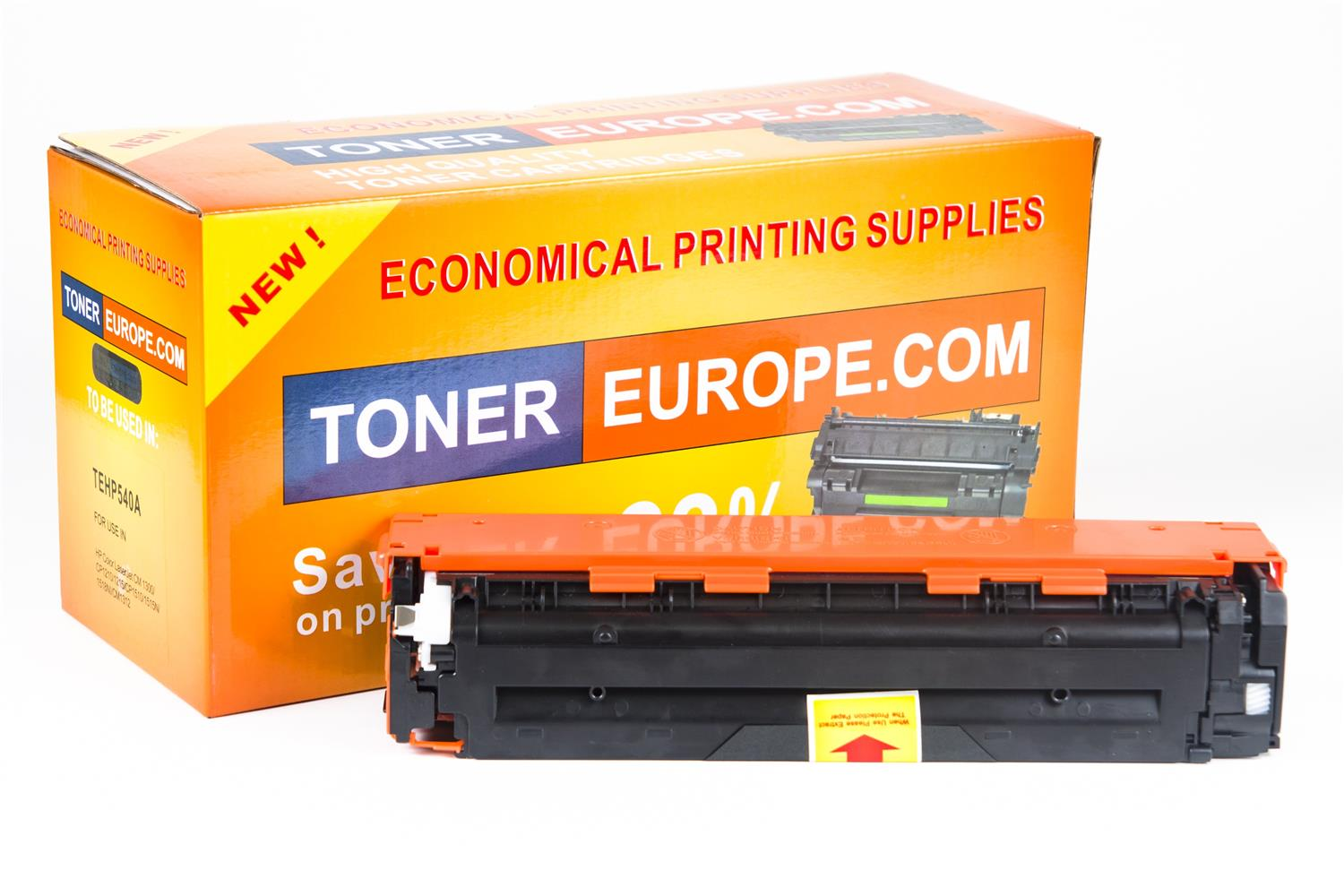 HP CB540 (BLACK ) PREMIUM TONER CARTRIDGE-125A