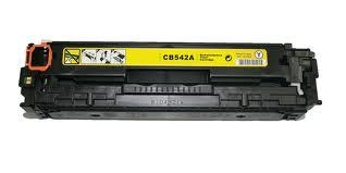HP CB542A Yellow Compatible Toner Cartridge CP1518 1515 1510 1215 542