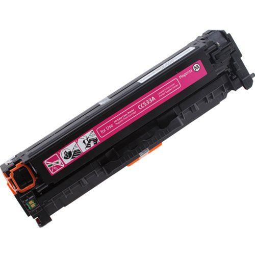 *HP CC533A (304A) Compatible Magenta Toner For HP CP2020 2025 CM2320