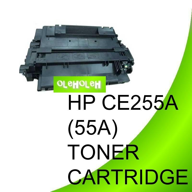 HP CE255A (55A) Compatible Toner Cartridge For HP P3010 P3015