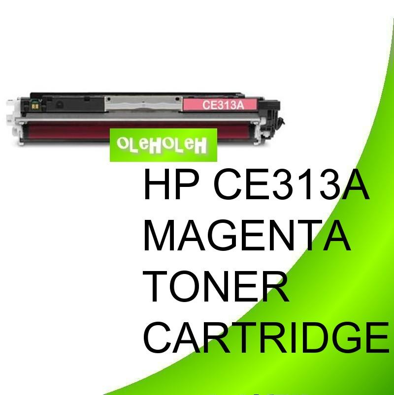 HP CE313A (126A) Compatible Magenta Toner CP1025 CP1025nw