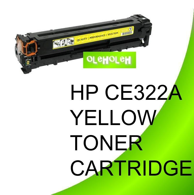 HP CE322A (128A) Compatible Yellow Toner CP1525 CM1415 CM1525n