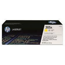 HP CE412A (305A) Yellow Toner  M365nw M451dn M451dw