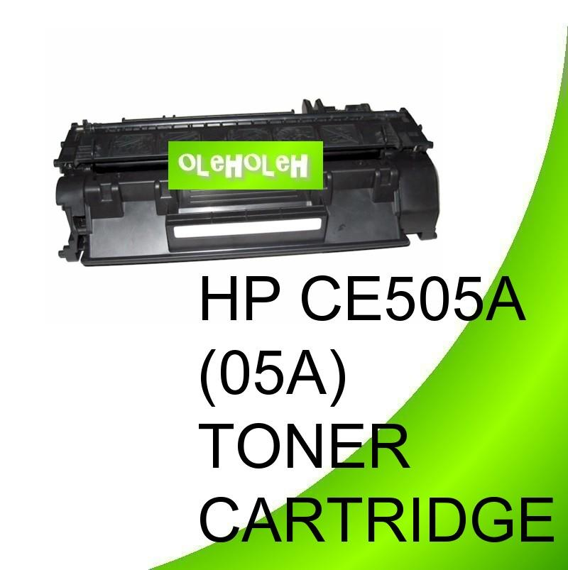 HP CE505A (05A) Compatible Toner Cartridge P2035 P2055 P2035N