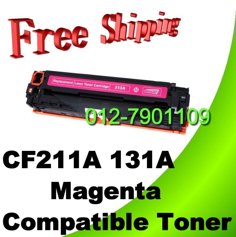 HP CF213A (131A) Compatible Magenta Toner HP Color LaserJet 200