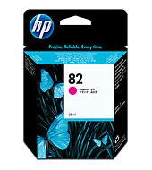 HP CH567A (82) 28ml Magenta Ink (Genuine) 500 510