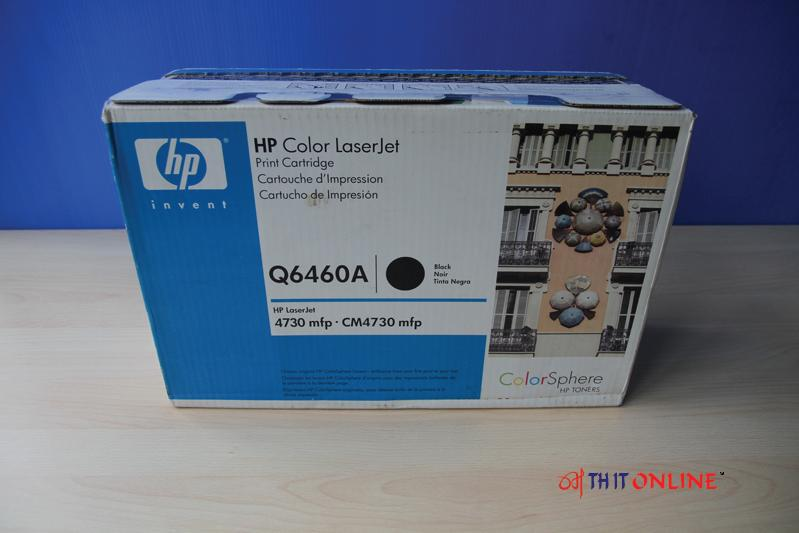 HP Color Laserjet 4730 MFP Toner 644A/Q6460A (Black)