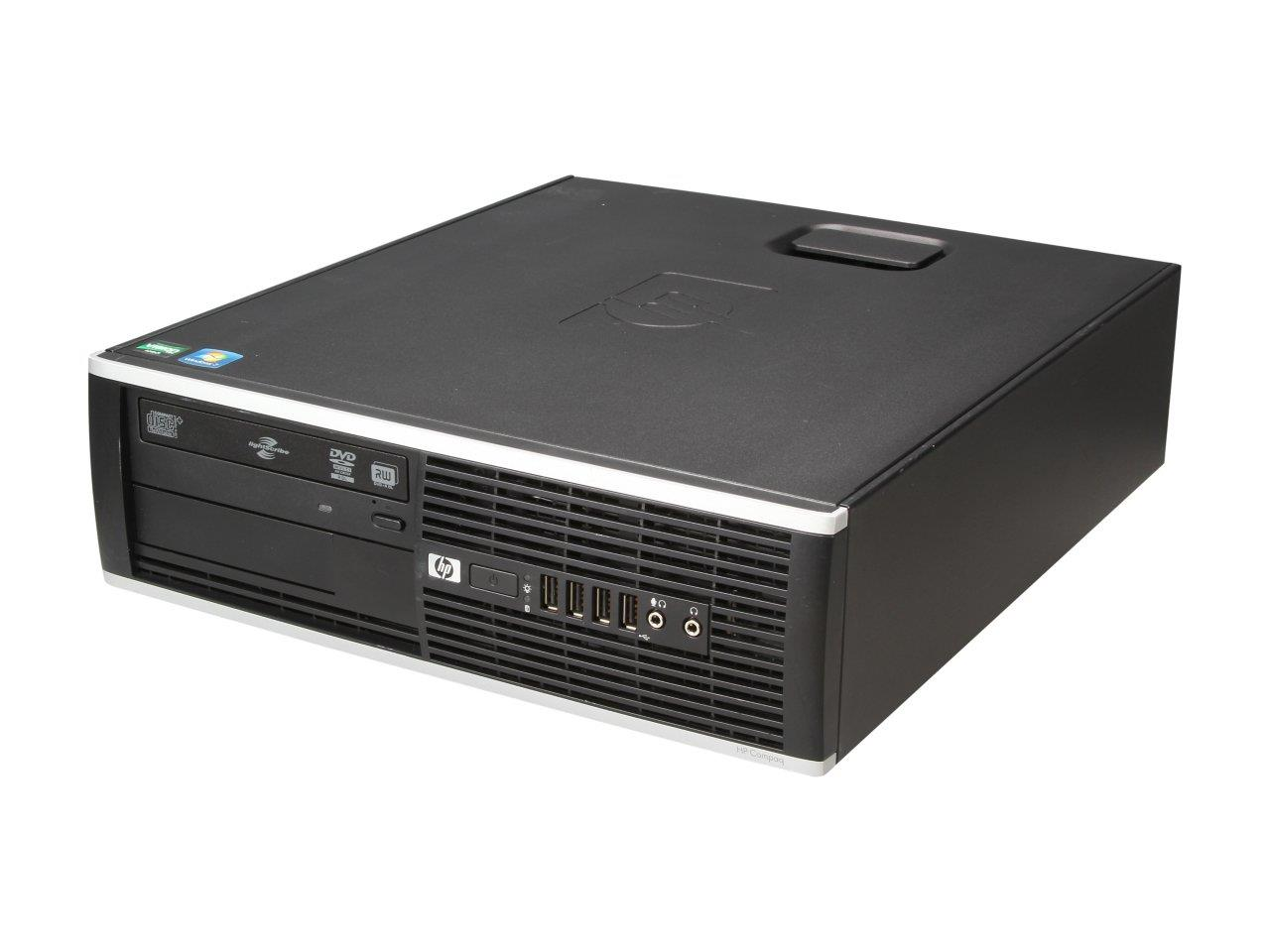 HP Compaq 6005 Pro SFF AMD Dual Core 2.8GHz 2GB DDR3 160GB HDD Desktop