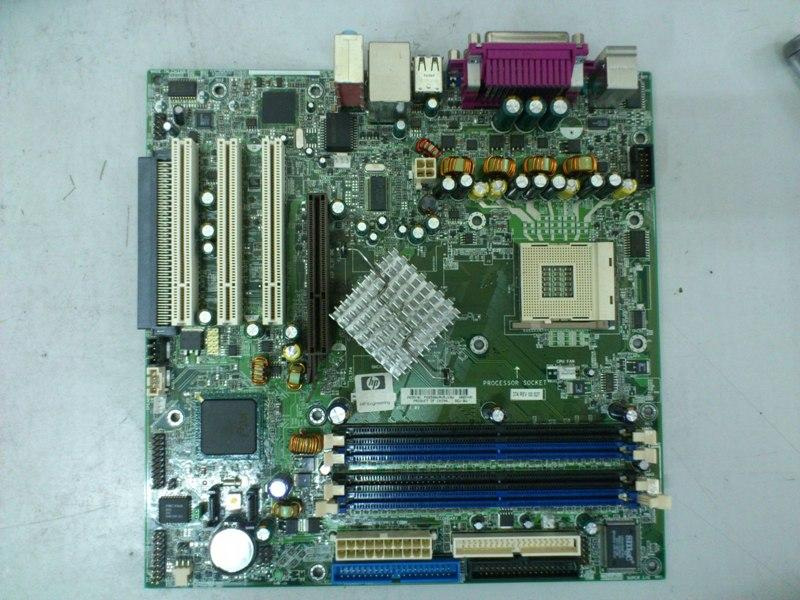 soundmax hp compaq d530