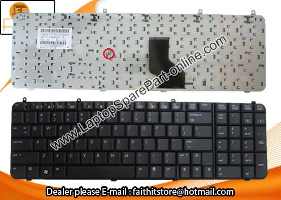 For HP Compaq Presario A900 A940 Laptop Keyboard