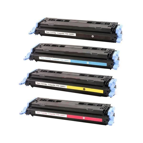HP Compatible Color Toner  Q6000 / 6001 / 6002 / 6003, CANON 307