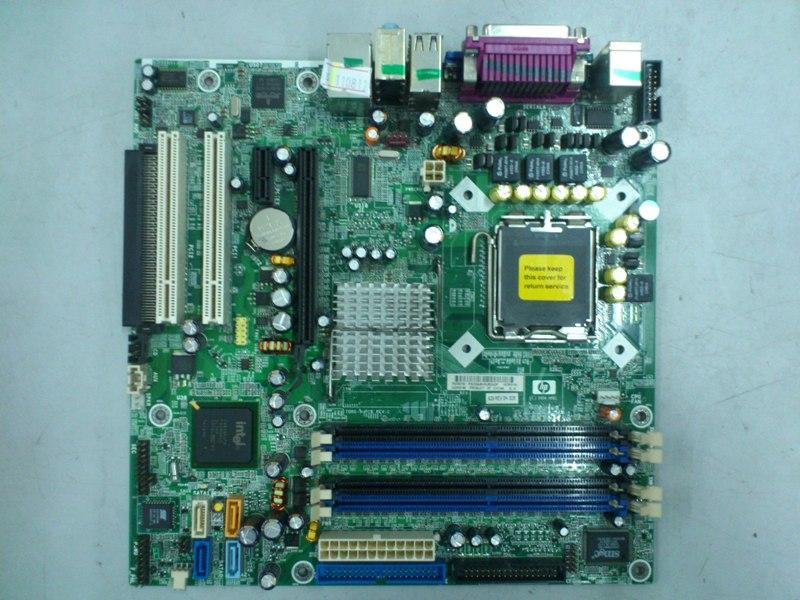 HP DC7100 365865-001 Socket 775 Mainboard 180912