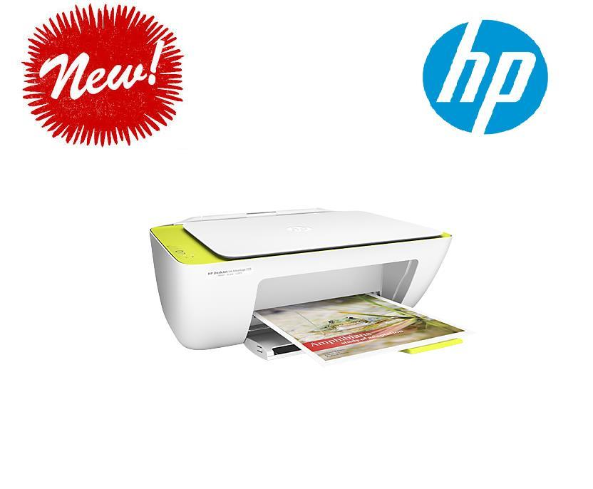HP DeskJet Ink Advantage 2135 Print/Scan/Copy Printer