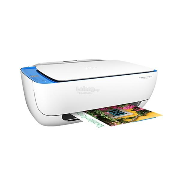 HP DESKJET INK ADVANTAGE 3635 AIO WIRELESS PRINTER (PTR/SCN/COPY/WIFI)